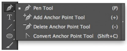 Pen Tool Options
